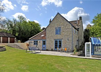 Thumbnail 5 bed detached house for sale in Mill Lane, Upton Cheyney, Nr Bath, Gloucestershire