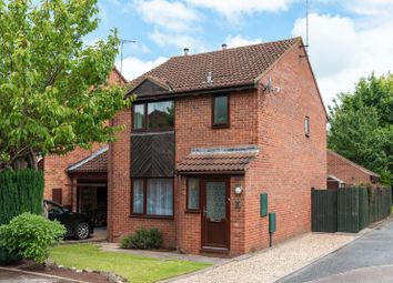 Thumbnail 3 bed detached house for sale in Doward Close, Hereford