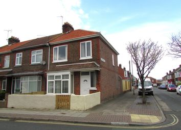 Thumbnail 3 bedroom end terrace house for sale in Tipner Road, Stamshaw, Portsmouth