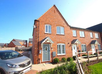 3 bed town house for sale in Hertford Close, Syston, Leicester LE7