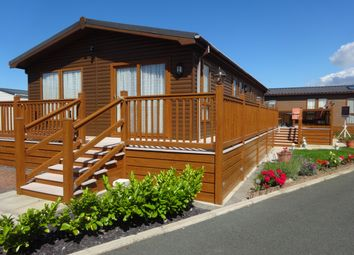 Thumbnail 2 bed mobile/park home for sale in White House Park, Towyn Road, Conwy