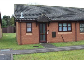 Thumbnail 2 bed bungalow for sale in Oaksmere Gardens, Evesham Close, Ipswich
