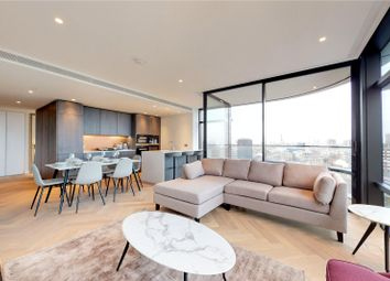 Thumbnail 2 bedroom flat to rent in Principal Tower, London