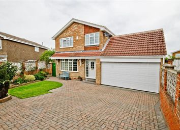 Thumbnail 3 bed detached house for sale in Woodbrook Close, New Marske, Redcar
