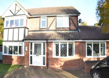 Thumbnail 4 bed detached house for sale in Fullerton Way, Tadley