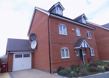 Thumbnail 5 bed detached house to rent in Boxall Way, Slough