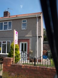 Thumbnail 2 bed semi-detached house to rent in Oxford Road, Hartlepool