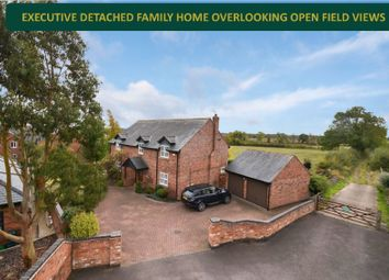 Thumbnail 5 bed detached house for sale in Main Street, Countesthorpe, Leicester