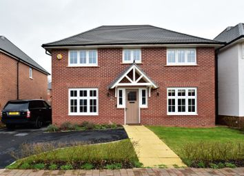 4 bed detached house for sale in Avro Crescent, Woodford, Stockport SK7