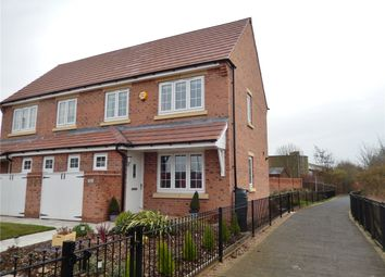 Thumbnail 2 bed semi-detached house to rent in River View, Trent Lane, Newark