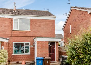Thumbnail 1 bed semi-detached house for sale in Sandstone Road, Wigan, Greater Manchester