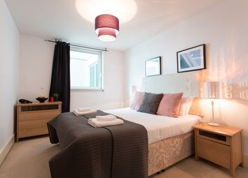Thumbnail 1 bed flat to rent in St Georges Wharf, Vauxhall