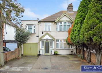 Thumbnail 5 bed semi-detached house for sale in Bath Road, Hounslow, Middlesex