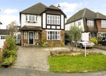 Thumbnail Detached house for sale in Pine Hill, Epsom, Surrey