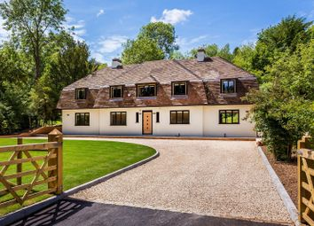 Thumbnail 4 bed detached house to rent in Butlers Dene Road, Woldingham, Caterham