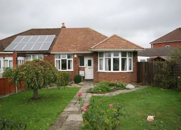 Thumbnail 2 bed semi-detached bungalow for sale in Hillview Road, Hucclecote, Gloucester