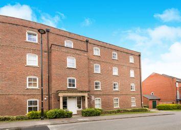 Thumbnail 2 bed flat for sale in Rockbourne Road, Sherfield-On-Loddon, Hook