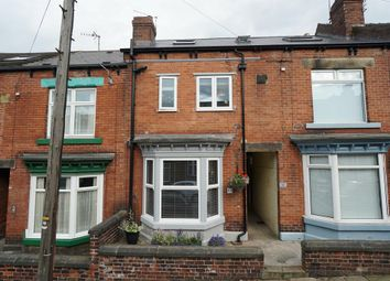 Thumbnail 3 bed terraced house for sale in Ranby Road, Ecclesall, Sheffield