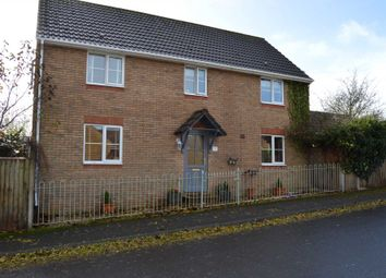 Thumbnail 3 bed detached house for sale in Morangis Way, Chard