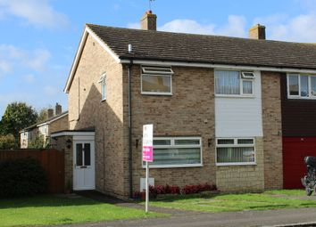 Thumbnail 3 bed semi-detached house for sale in Fairfax Road, Chalgrove, Oxford