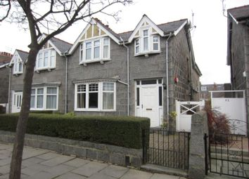 Thumbnail 4 bed terraced house to rent in Forbesfield Road, Aberdeen