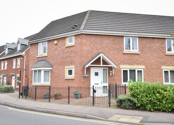 Thumbnail 3 bedroom end terrace house for sale in Broomhill Road, Erdington, Birmingham