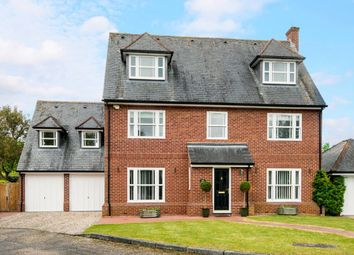 Thumbnail 5 bed detached house for sale in Baud Close Hadham Hall, Little Hadham, Ware
