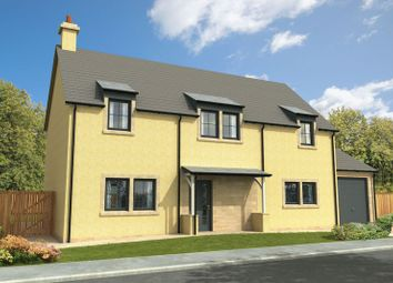 Thumbnail 4 bedroom detached house for sale in Plot 6, The Borthwick, Coatburn Green, Melrose