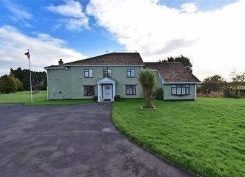 Thumbnail 6 bed detached house for sale in Lake House Lane, East Brent, Highbridge, Somerset