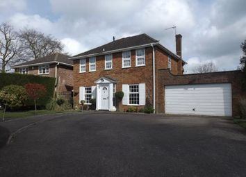 Thumbnail 4 bed detached house for sale in Hophurst Close, Crawley Down, West Sussex