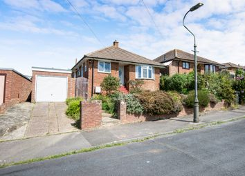 Thumbnail 3 bed detached bungalow for sale in Westminster Crescent, Hastings