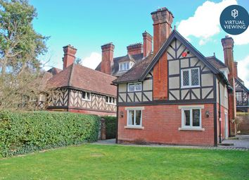 Thumbnail 3 bed property for sale in Castle Malwood Lodge, Minstead, Lyndhurst