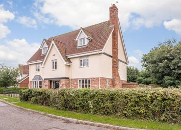 Thumbnail 6 bed detached house for sale in Farriers Close, Stradbroke, Eye