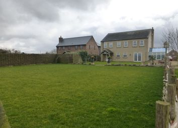 Thumbnail 5 bed detached house for sale in Back Road, Murrow, Wisbech