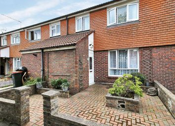 Thumbnail 3 bed terraced house for sale in Beaumont Close, Ifield, Crawley, West Sussex