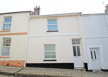 Thumbnail 3 bed terraced house for sale in Providence Street, Greenbank, Plymouth