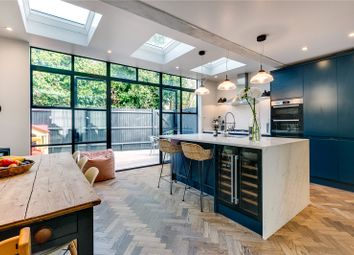 The Hermitage, Barnes, London SW13. 4 bed terraced house