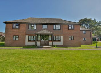 Thumbnail 2 bedroom flat for sale in Mansell Close, Bexhill-On-Sea, East Sussex