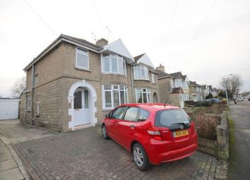 Thumbnail 3 bed semi-detached house to rent in Churchward Avenue, Swindon