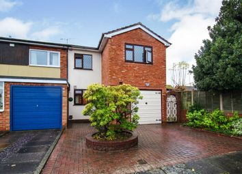 Thumbnail 4 bed semi-detached house for sale in Staverton Close, Coventry