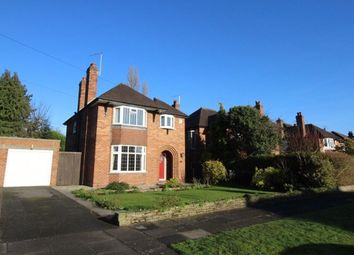 Thumbnail 4 bed detached house to rent in Manor Way, Crewe