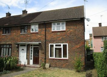 Thumbnail 3 bed terraced house for sale in Knebworth Path, Borehamwood