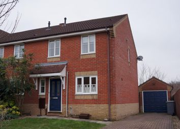 Thumbnail 3 bed end terrace house to rent in Mary Chapman Close, Dussindale, Norwich