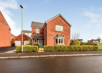 Thumbnail 4 bed detached house for sale in Anson Avenue, Calne