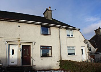 Thumbnail 2 bed terraced house for sale in Dukes Road, Glasgow