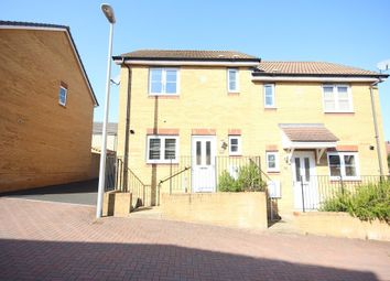 Thumbnail 2 bed semi-detached house for sale in Meadow Rise, Newton Abbot