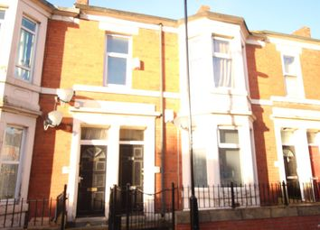 Thumbnail 2 bed flat to rent in Ellesmere Road, Benwell, Newcastle Upon Tyne