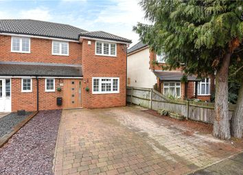 Thumbnail 4 bed semi-detached house for sale in Clewer Hill Road, Windsor, Berkshire