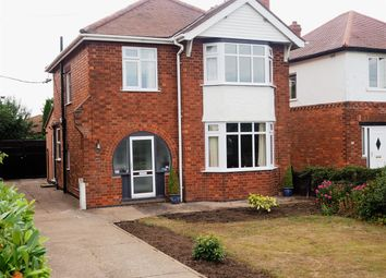 Thumbnail 3 bedroom detached house for sale in Fosse Road, Farndon, Newark