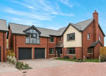 Thumbnail 5 bed detached house for sale in Main Road, Sheepy Magna, Atherstone